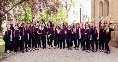 Geballte Frauenpower – ChoryFeen und Singsations unter einem Dach